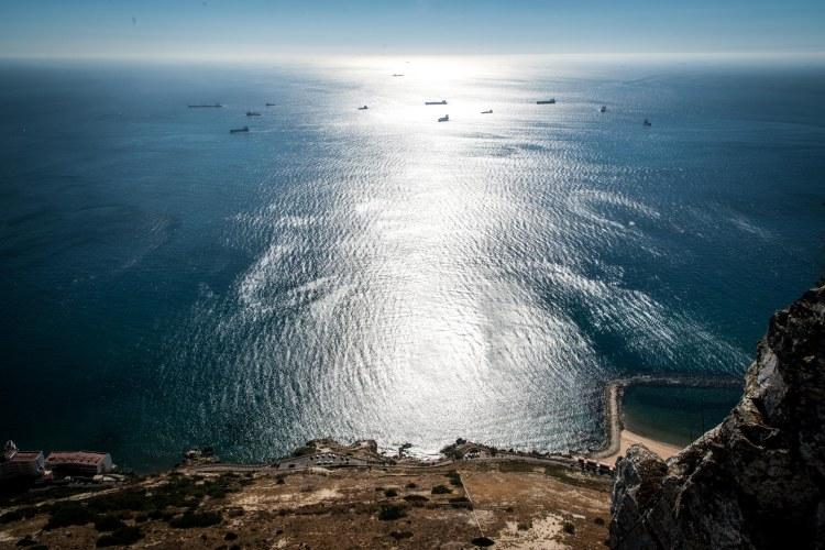 Spanish Sojourn - Gibraltar & Beach-409