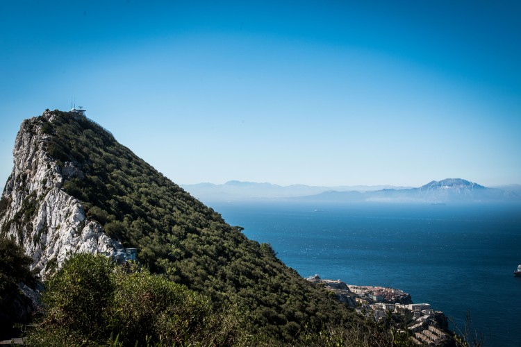 Spanish Sojourn - Gibraltar & Beach-439