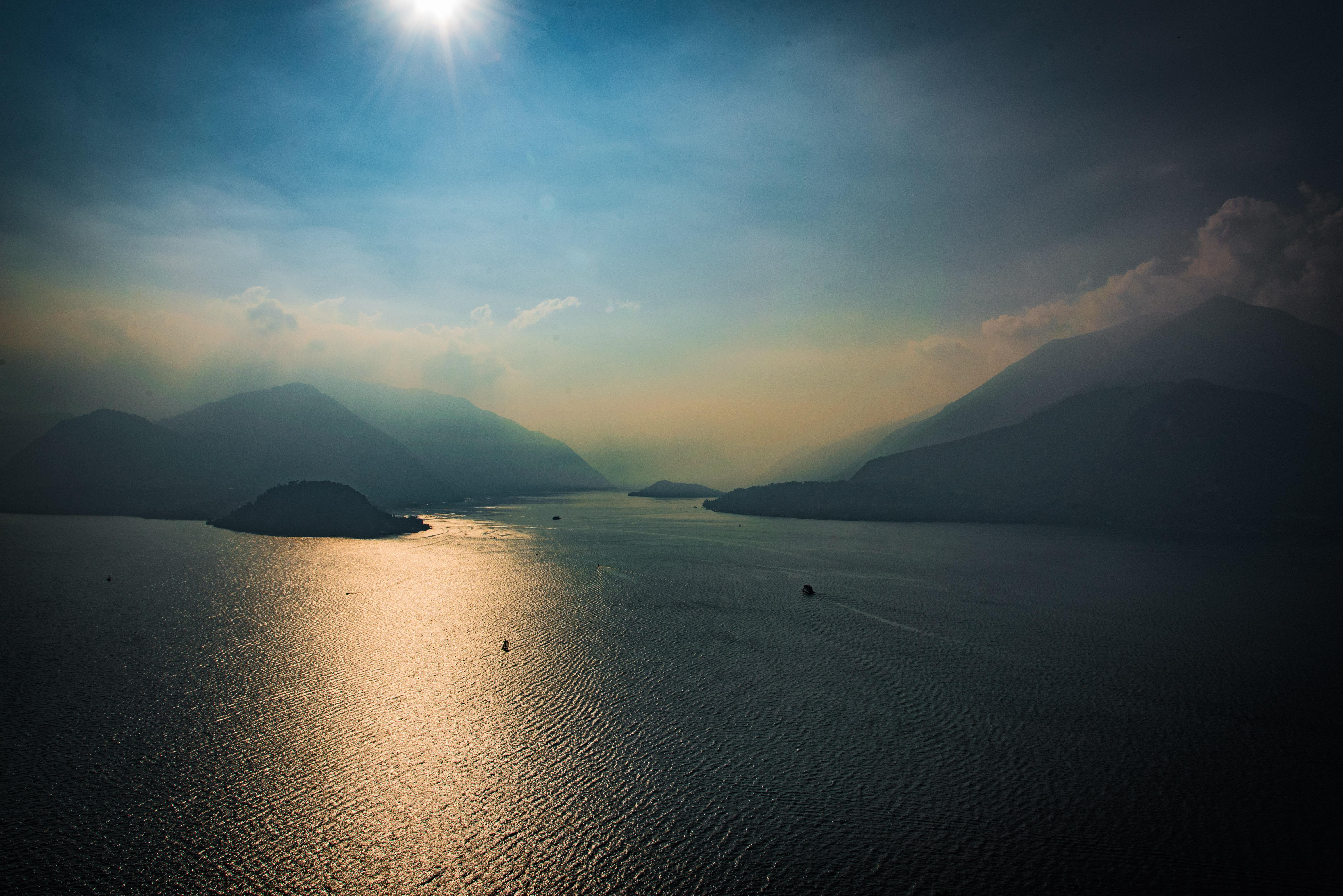 Soph & Jake Visit - Lake Como-082