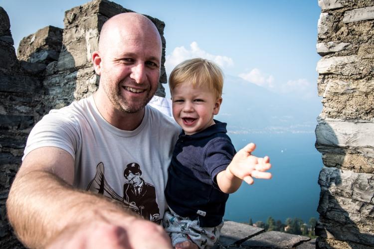 Soph & Jake Visit - Lake Como-172